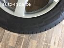 Alu kola OZ, 7Jx15, 4x100, 205/55/R15 + pneu Michelin